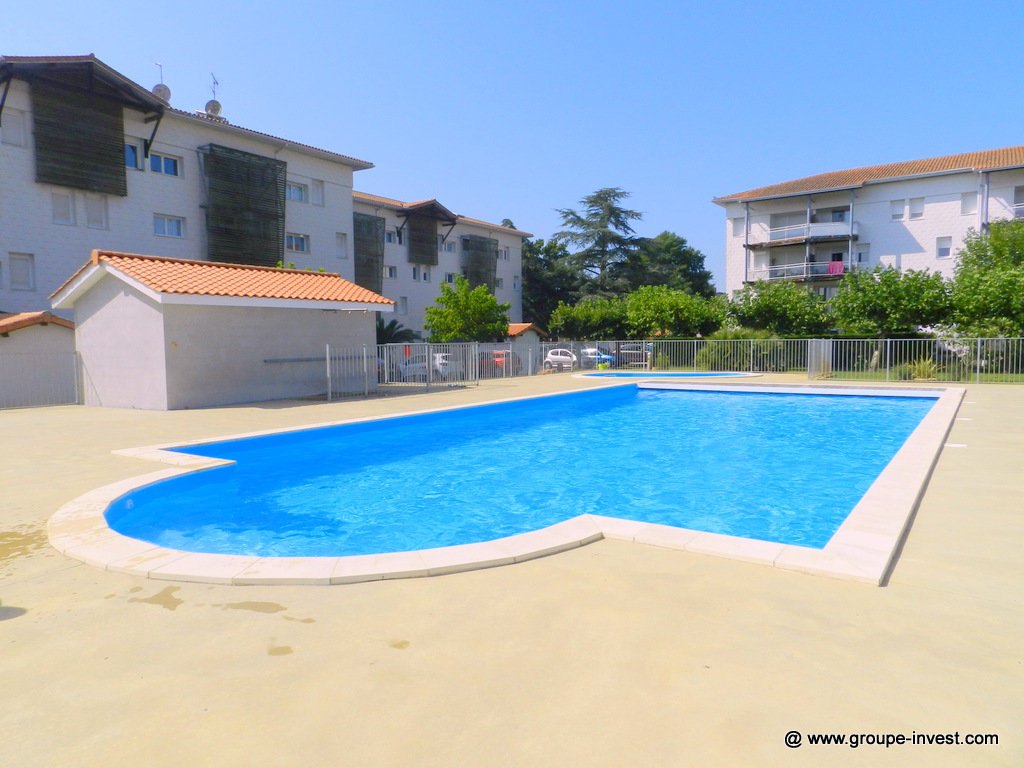 Appartement T4 à Biscarrosse - Avec piscine !