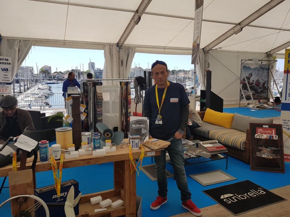 Marine plaisance au salon nautique d 39 arcachon 2017 for Salons nautiques