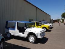 Méhari à vendre sur Pyla Classic Cars