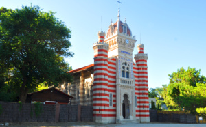 Chapelle de la Villa Algérienne à l'Herbe, Presqu'île Lège Cap Ferret