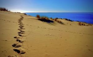 Marche sur dune du Pilat