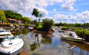 Un port de Biganos haut en couleur