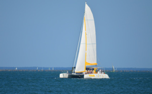 Tip Top One sur le Bassin d'Arcachon