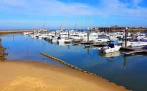 JEU  : Où trouve-t-on ce petit port sur le Bassin d' Arcachon ?