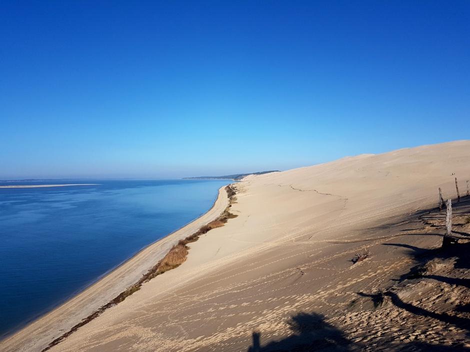 Dune du Pilat 111 m de haut