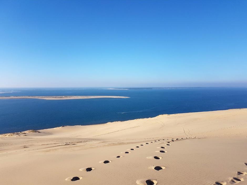 Balade sur la Dune du Pilat