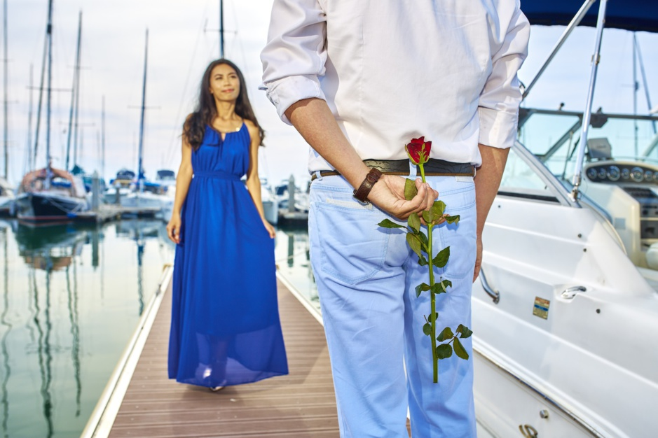 Saint-Valentin sur le Bassin d' Arcachon
