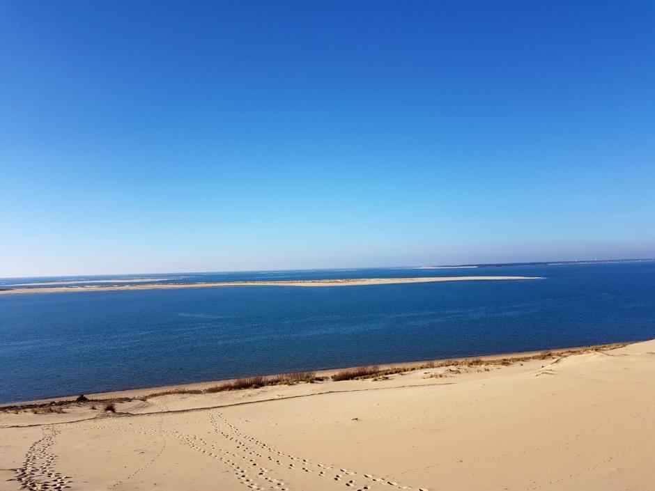 Pied océanique de la dune du Pilat