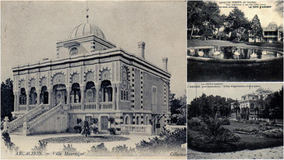 Villa Algérienne - Bassin d' Arcachon