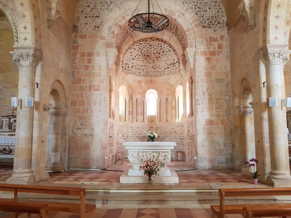 Eglise Notre Dame de Lanton