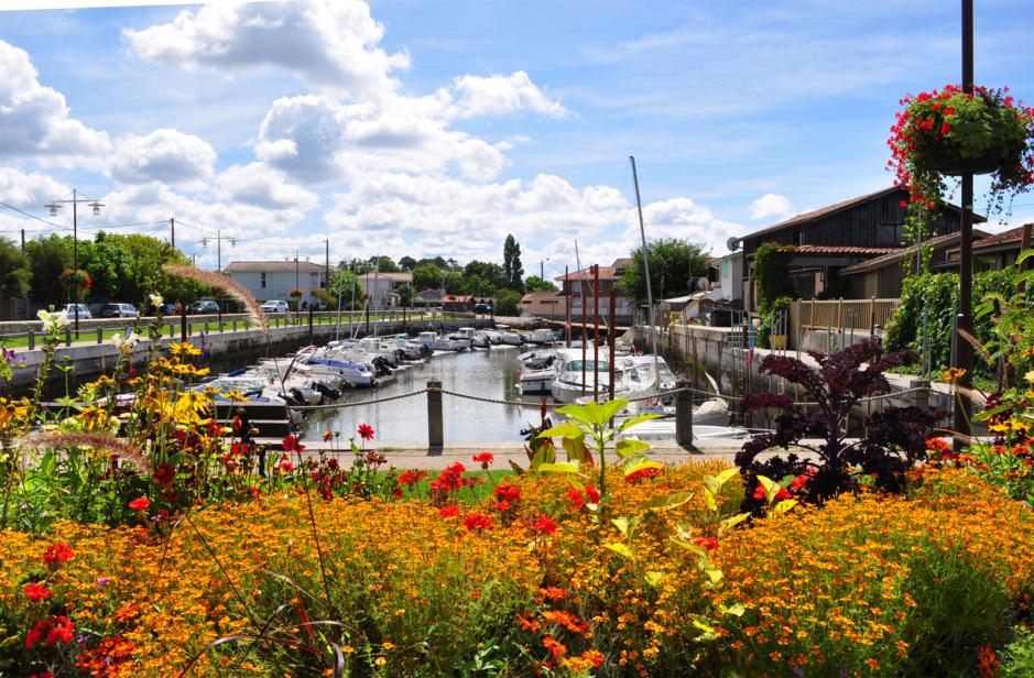 Vieux port de Taussat