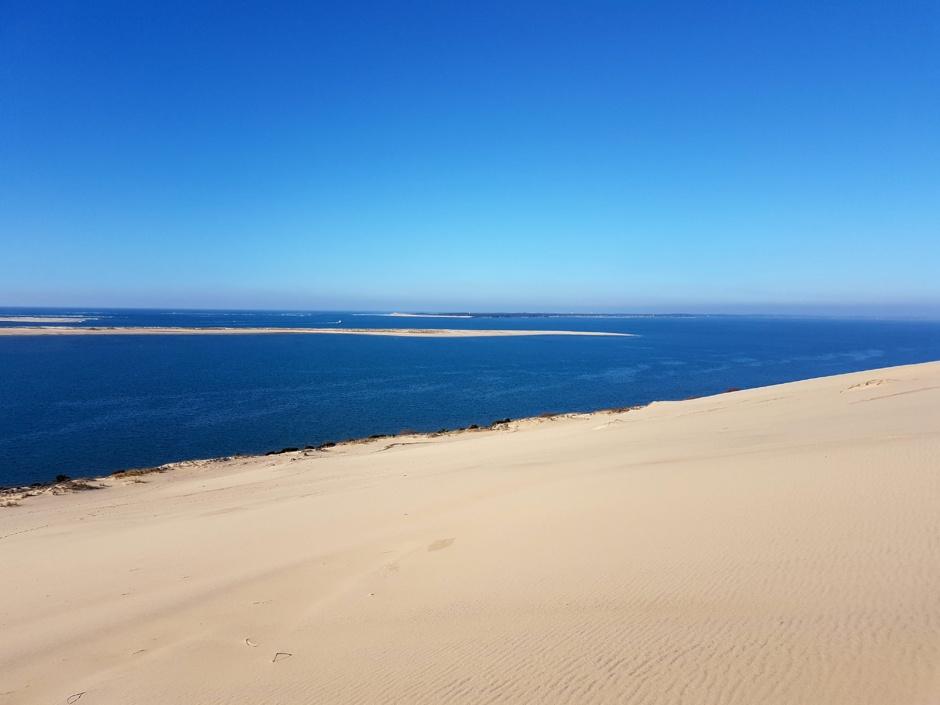 Banc d'arguin et dune du Pilat