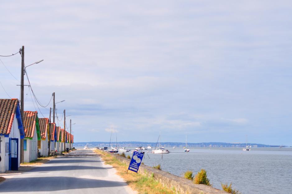 Port ostréicole d' Arès
