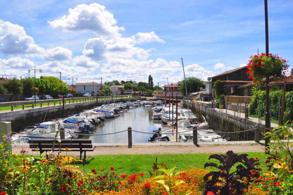 Vieux port Taussat