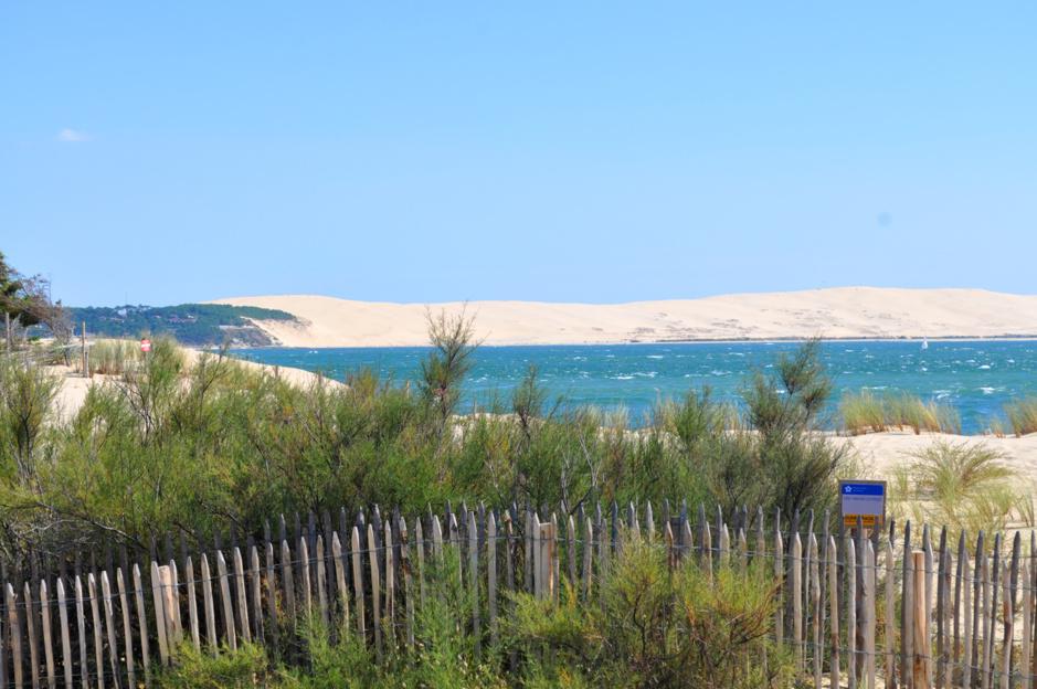 La pointe et dune