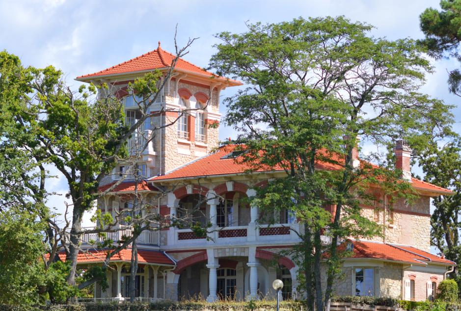 Villa Tosca de Taussat