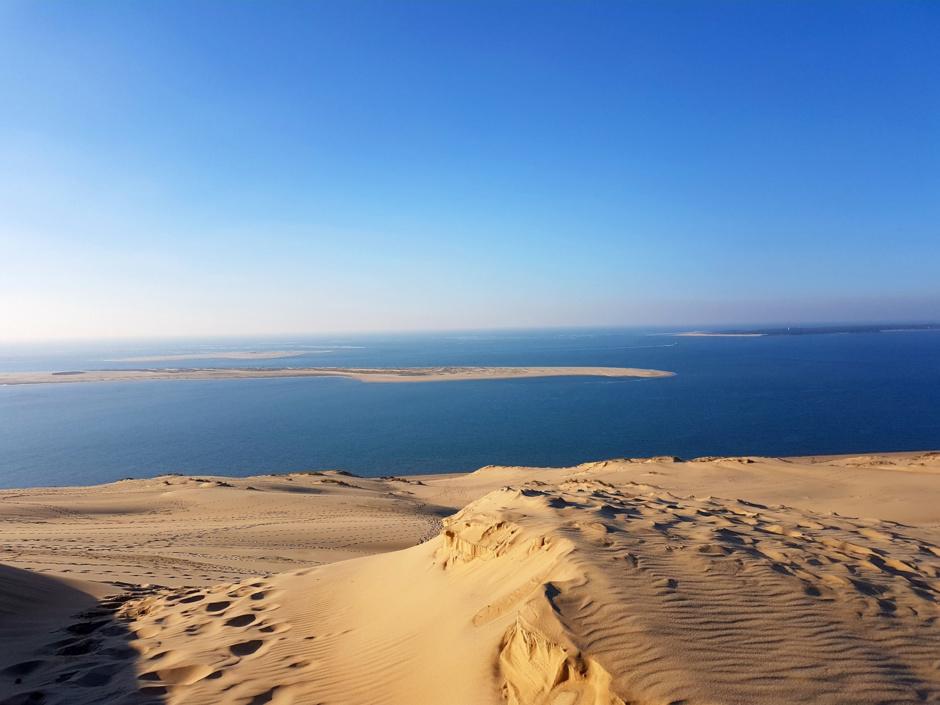Dune du Pilat, passes, banc d'Arguin et pointe du Cap Ferret : strike !!!
