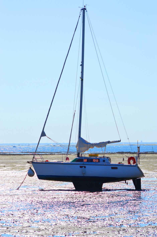 bateau quille