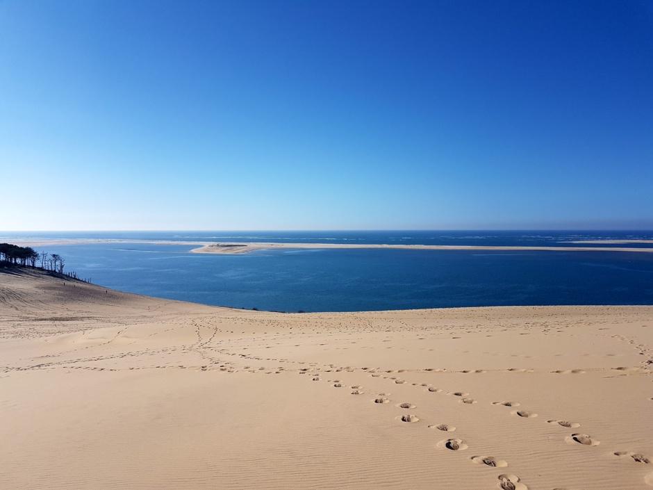 Dune du Pilat côté parapentistes