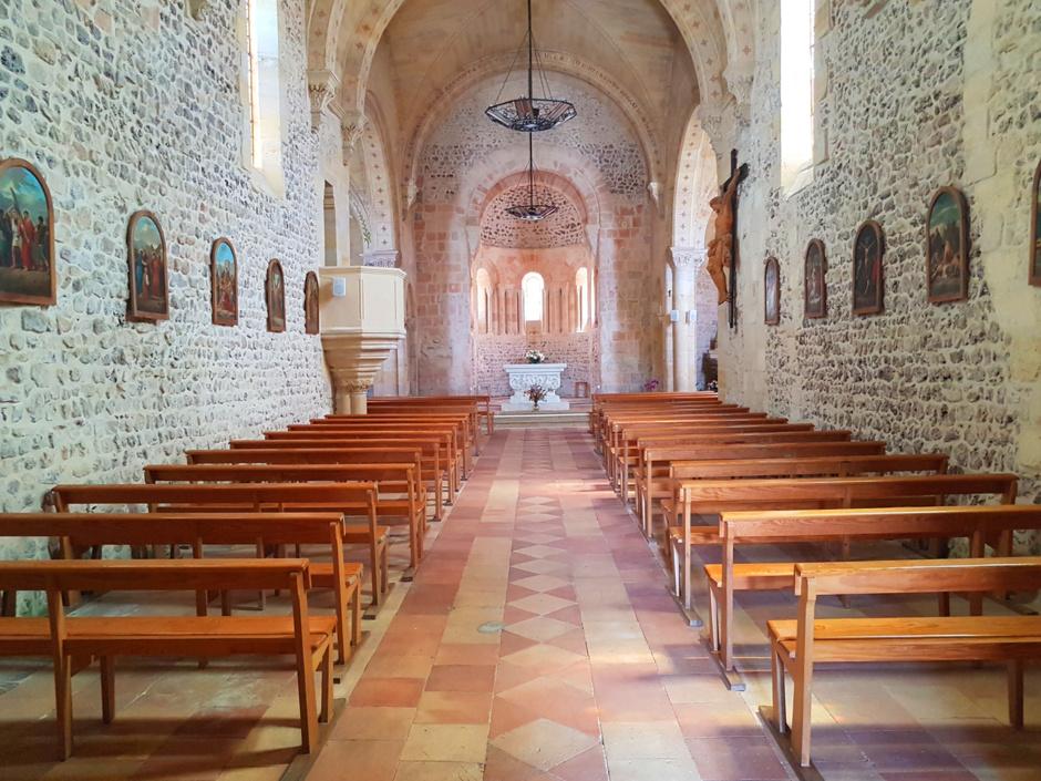 Patrimoine : Église Notre Dame de Lanton
