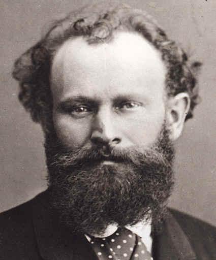 Edouard manet, peintre français du XIXème