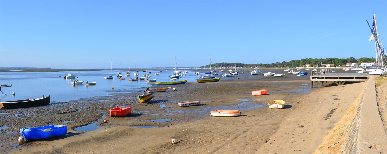 bateaux à Claouey