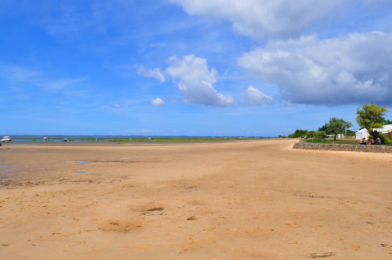 Cassy et sa longue plage