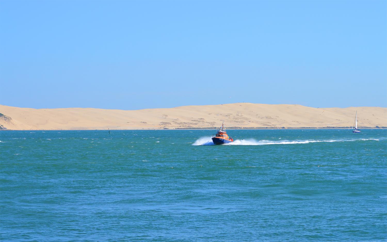 Vous êtes plutôt bateau moteur ou voilier pour naviguer sur le bassin d' Arcachon ?