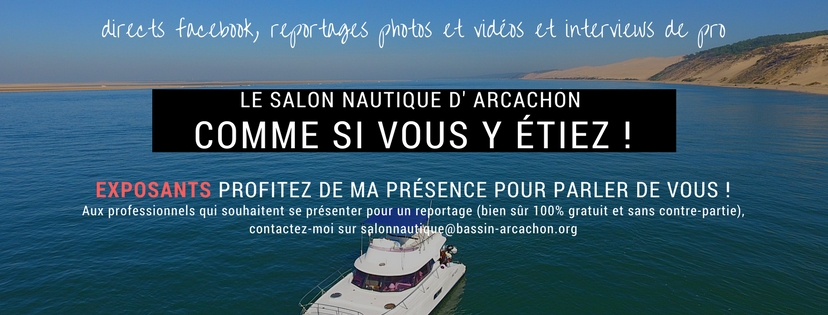 Salon Nautique d'Arcachon en direct LIVE 🔴