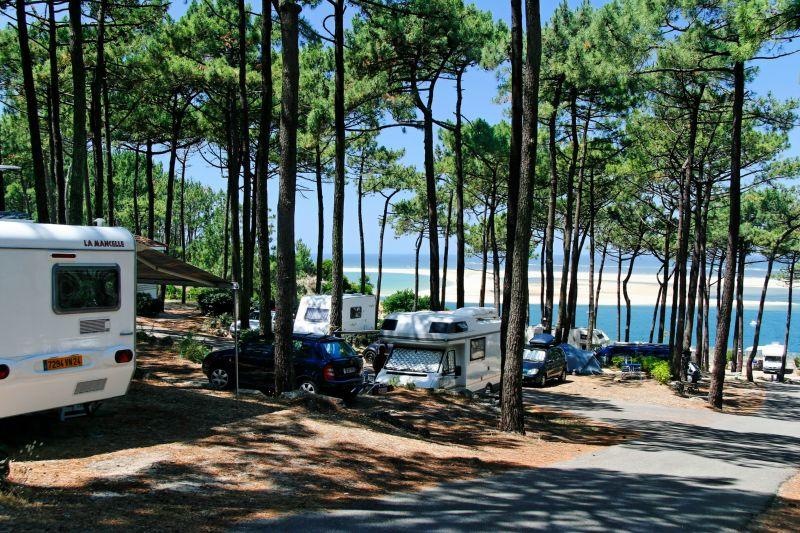Camping Bassin d'Arcachon - photo Camping Panorama