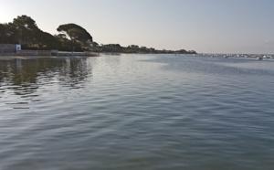 Vidéo de la jetée d' Andernos Les Bains