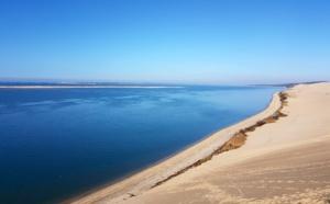 Dune du Pilat la plus haute dune d'Europe