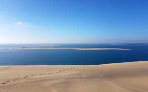 Dune du Pilat et banc d'arguin