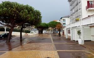 Tempête du Sud-Ouest : il a grêlé à Arcachon (vidéo)