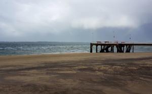 Tempête Marcel sur le Bassin d' Arcachon