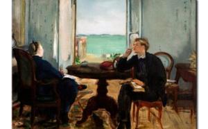 Les oeuvres d'Edouard Manet nées sur le Bassin d' Arcachon