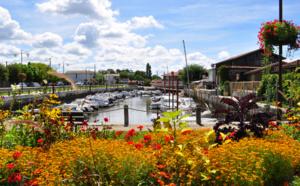 Vieux port de Taussat : un des plus jolis petits ports d'été du Bassin d' Arcachon