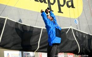 Arnaud Boissières a terminé son 3ème Vendée Globe