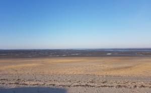 Près du port de la Teste, vue sur le bassin