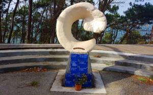 Aux marins du Bassin d' Arcachon morts en mer