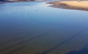 Port de la Hume et vue vers le bassin