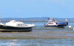 Quel bateau pour un tour de bassin d' Arcachon