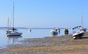 Bateaux à marée montante