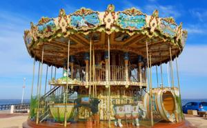 Le carrousel d'Arcachon attend ses enfants