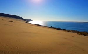 Dune du Pilat flan océanique