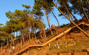 Escalier de la Corniche