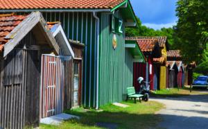 Cabanes Arc en ciel à Biganos