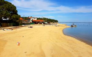 Grand Piquey et sa longue plage dorée