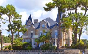 Chateau d'Ufoval à Taussat - Lanton