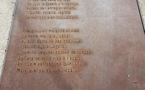 Où lire ce poème sur le Bassin d' Arcachon ?